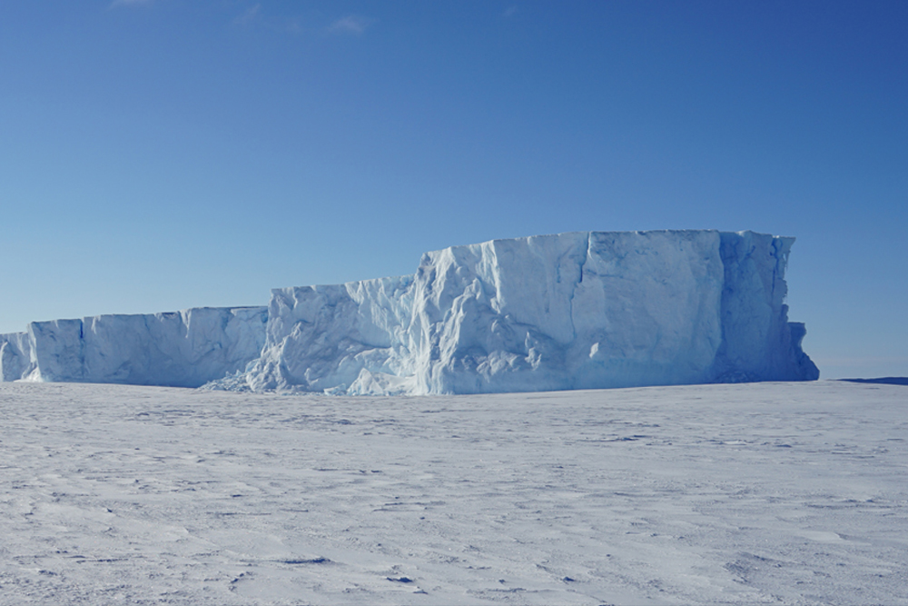 icebergs, Credit: DLR
