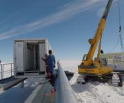 EDEN ISS Installation