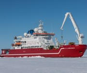Antarctic Arrival of MTF