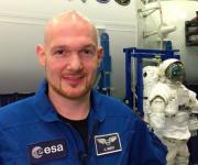 Alexander Gerst's video message to Paul Zabel