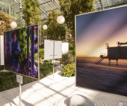 June 2019 – Plants in Space Exhibition at botanika, Bremen