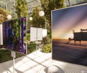 June 2019 – Plants in Space Exhibition at botanika, Bremen