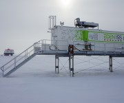 EDEN ISS Mobile Test Facility remains in Antarctica!